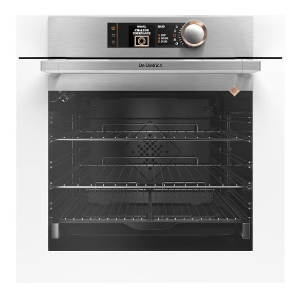 De Dietrich DOP7574W Built-In Electric Single Oven - White