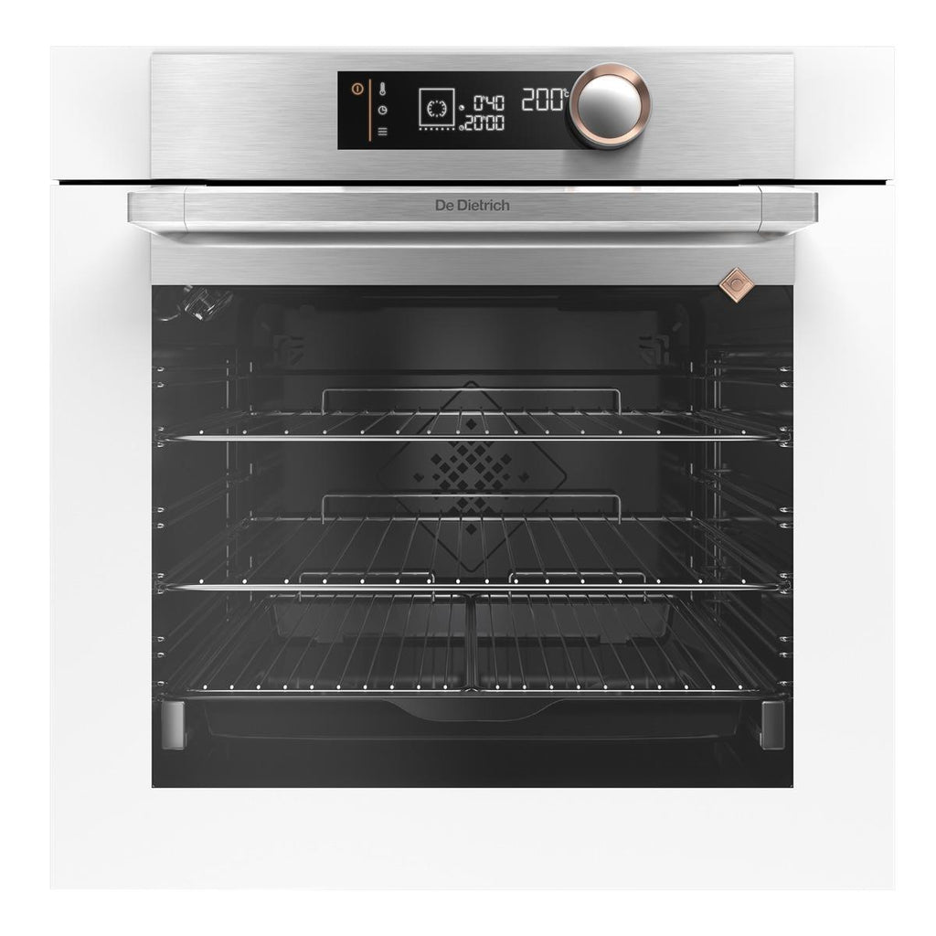 De Dietrich DOP7350W Built-In Electric Single Oven - White