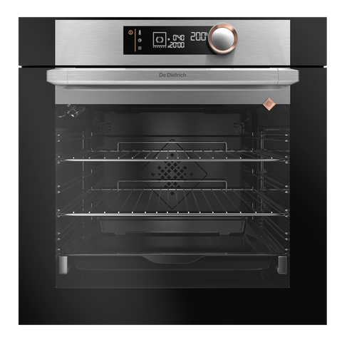 De Dietrich DOP7340X Built-In Electric Single Oven - Platinum