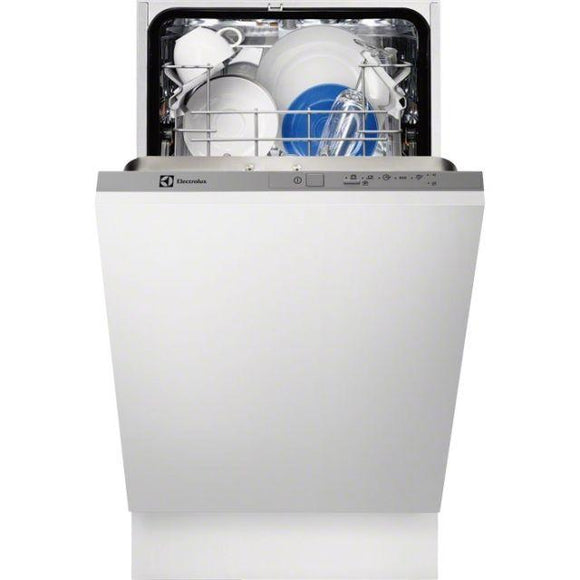 Electrolux ESL4200LO Built-In Slimline Dishwasher - White