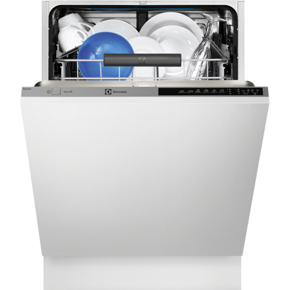 Electrolux ESL7220RO Built-In Full Size Dishwasher - White