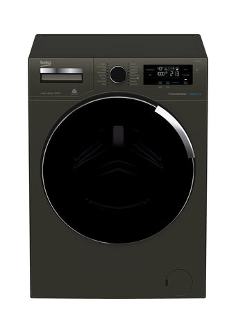 Beko WR84PB44DG 8kg 1400rpm Washing Machine - Graphite Grey
