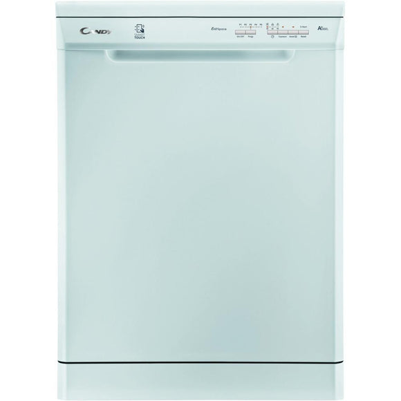 Candy CDP1LS57W 60cm Full Size Dishwasher - White