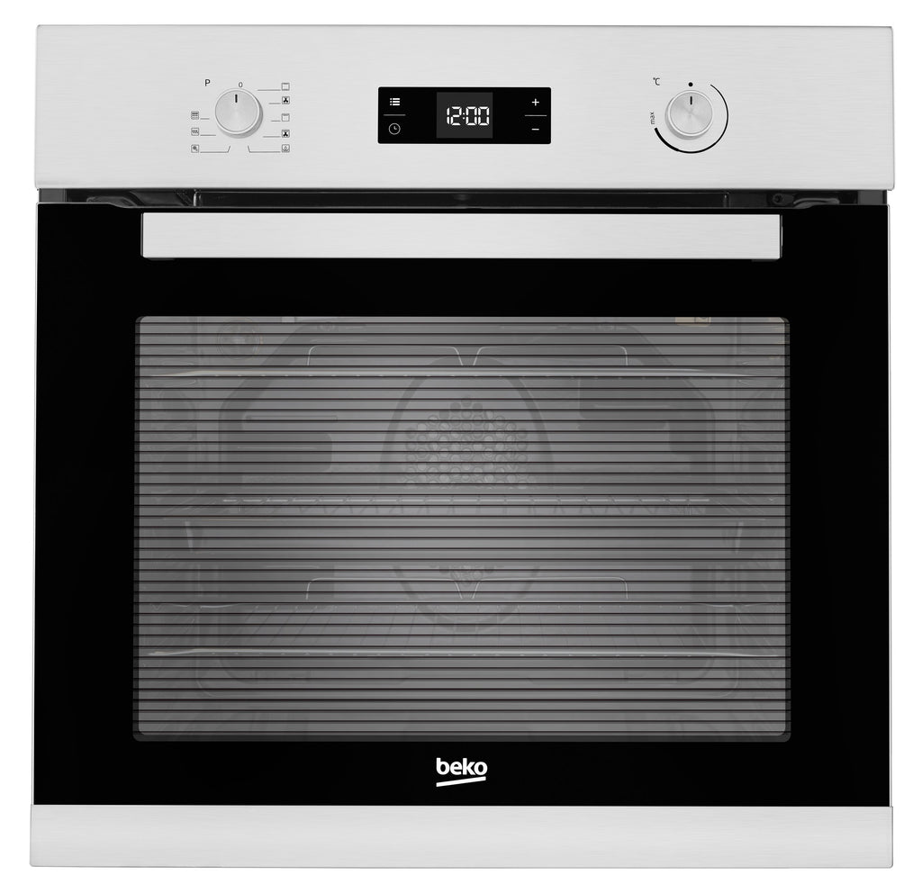 Beko BRIE22300XP Built-In Single Oven - Stainless Steel Stainless Steel