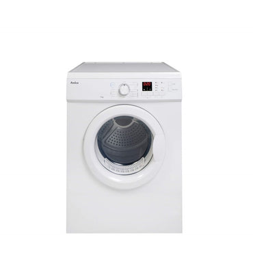 Amica ADV7CLCW 7kg Sensor Vented Tumble Dryer - White