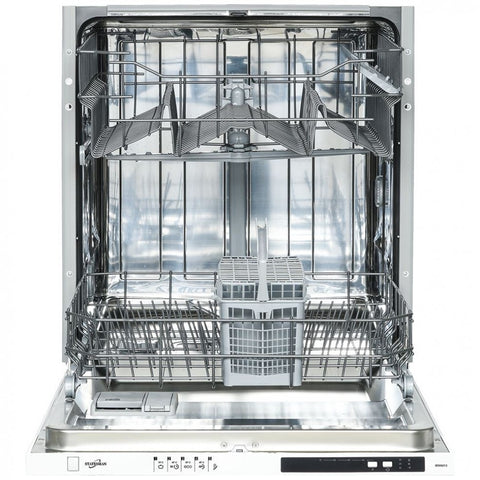 Statesman BDW6013 Full Size Built-In Dishwasher - White