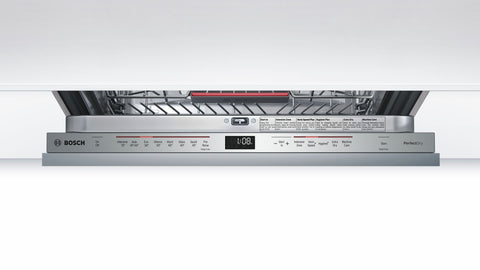 Bosch SMV68MD00G Full Size Built-In Dishwasher- Integrated