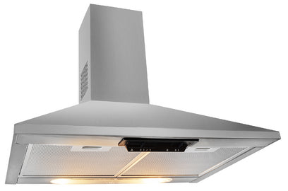 Beko HCP61310X 60cm Chimney Hood - Stainless Steel