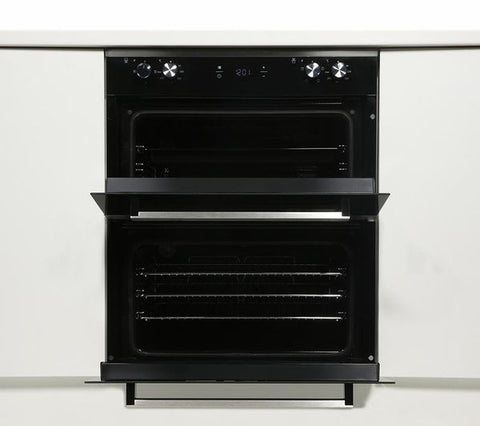 Beko BXTF25300X Built-In Electric Double Oven - Stainless Steel