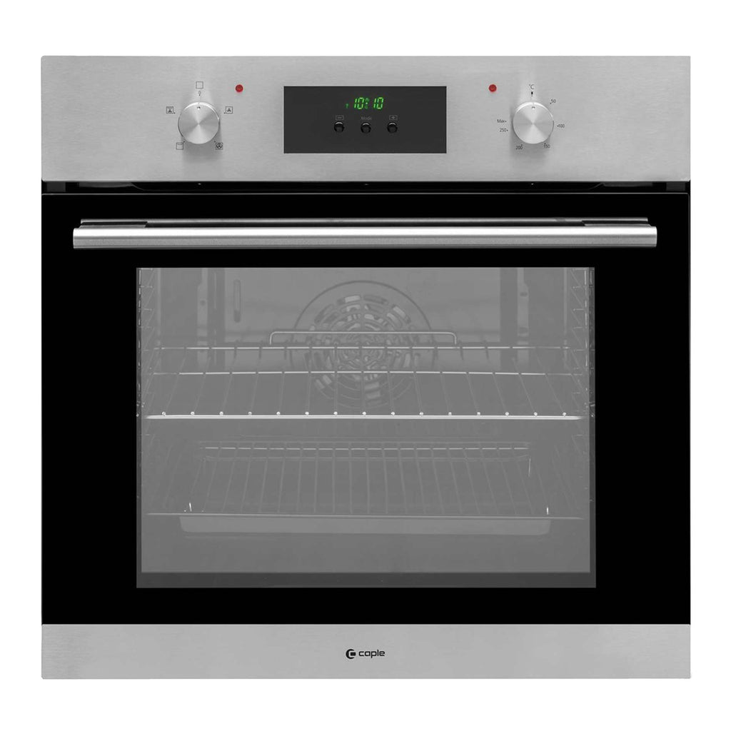 Caple C2233 Built-In Electric Single Oven - Stainless Steel