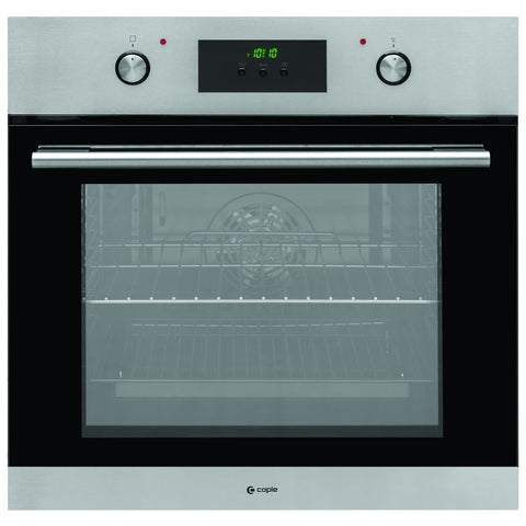 Caple C2236 Built-In Electric Single Oven - Stainless Steel