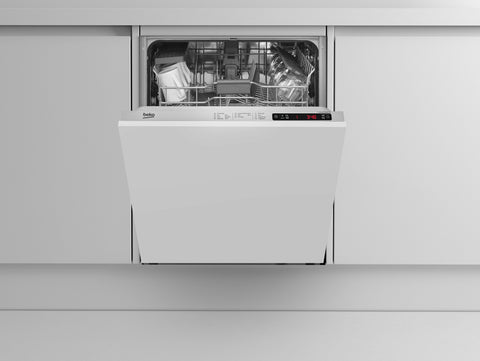 Beko DIN26410 Built-In Full Size Dishwasher