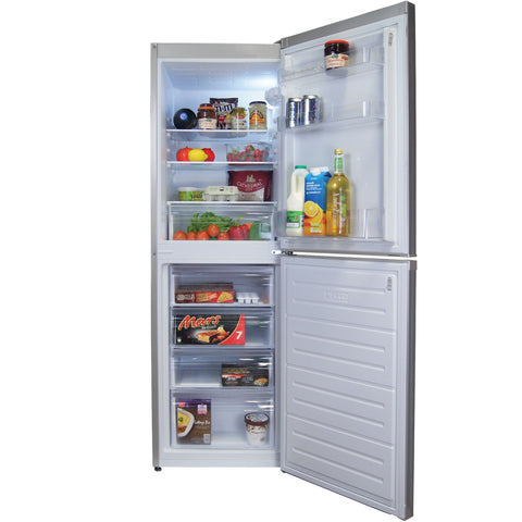 Statesman F1654APS 50/50 Fridge Freezer - Silver
