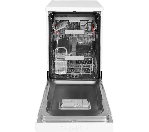 Hotpoint HSIC3M19C Slimline Built-In Dishwasher - White