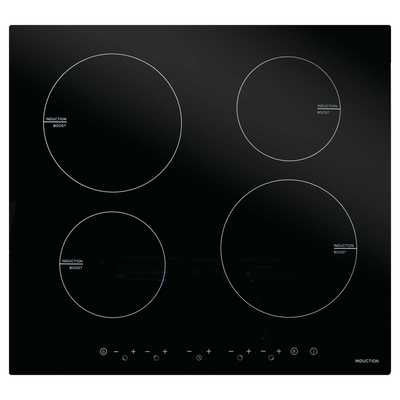 Statesman IH60 60cm Induction Hob - Black