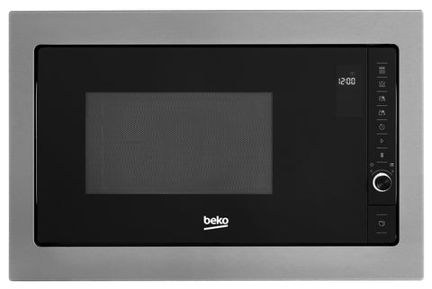 Beko MGB25332BG 25 Litre Microwave Oven & Grill - Stainless Steel