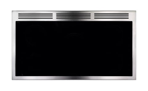 Rangemaster ELS110EISS/ Elise 110cm Induction Range Cooker - Stainless Steel 100340