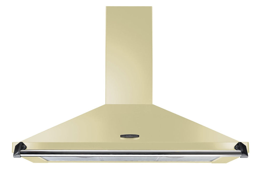 Rangemaster CLAHDC110CR 110cm Classic Chimney Hood - Cream 92840