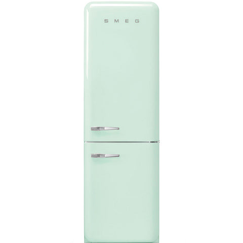 Smeg FAB32RPG3UK No Frost Fridge Freezer - Pastel Green