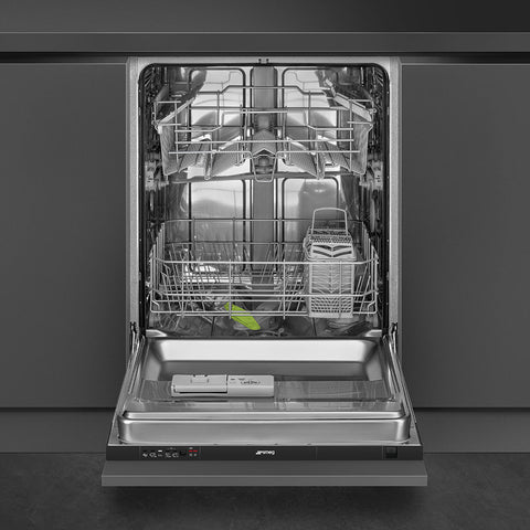 Smeg DI612E Full Size Built-In Dishwasher - Integrated