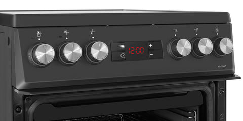 Beko XDVC5XNTT 60cm Electric Cooker - Anthracite