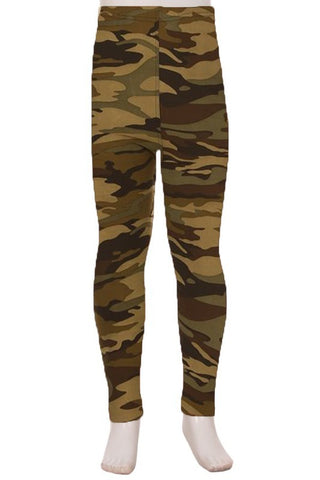 Camo Leggings Kids