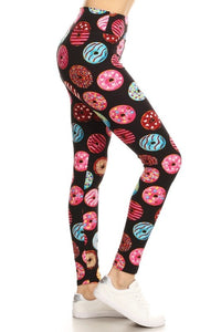 One Size Donut Leggings