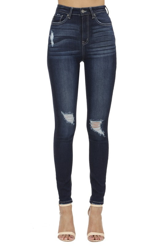 KanCan Blue Washed Skinnies