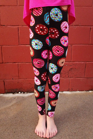 Donut Leggings Kids