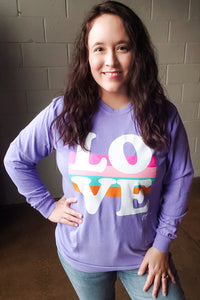 Big Love Longsleeve Tee