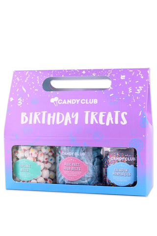 "Birthday Treats ""Sweet"" Gift Set"