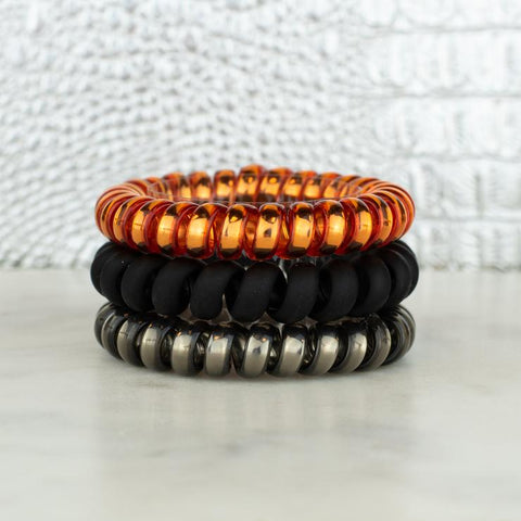 Hotline Hair Ties Bonfire Set