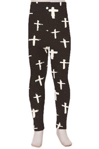Cross Leggings Kids