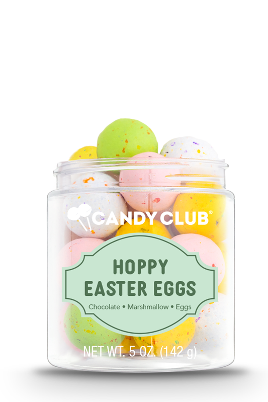 Candy Club Hoppy Easter Eggs
