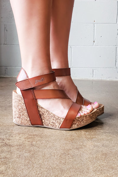 Blowfish Hapuku Wedge Sandal