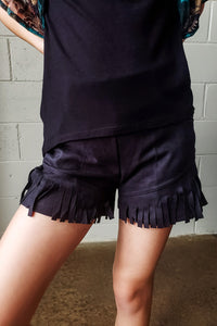 Crazy Train Caboose Kids Perfect Pair Black Shorts