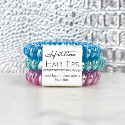 Hotline Hair Ties Pastel Daydream Set