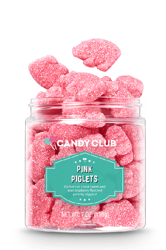 Candy Club Pink Piglets