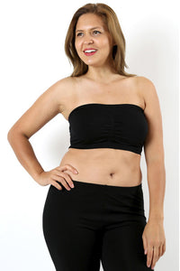 Seamless Built-In-Bra Bandeau