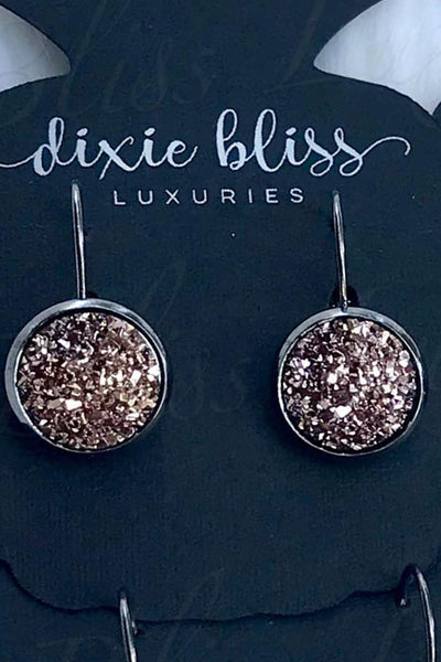 Chic Leverback Earrings
