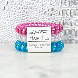 Hotline Hair Ties Spring Breaker Set