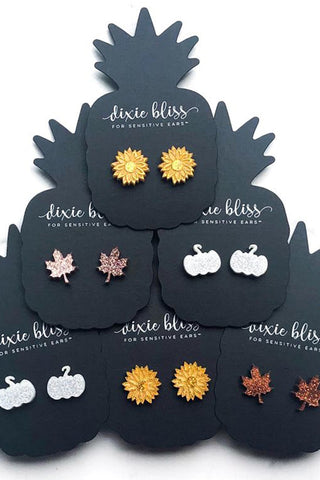 Autumn Things Earrings