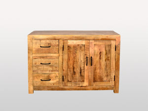 DHAKA 2-door 3-drawer sideboard