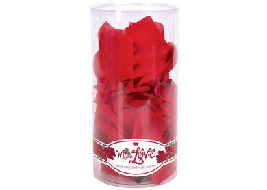 With Love Rose Scented Silk Petals - MyRoseLife