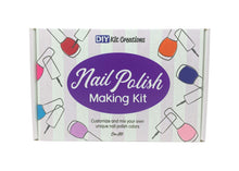 DIY Nail Polish Making Kit box