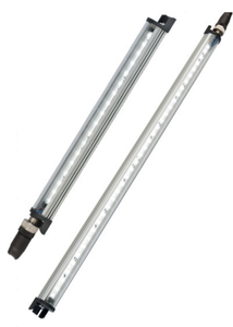 LEANLED Clear Cover,  24V DC (Available in Multiple Sizes) - LED2WORK