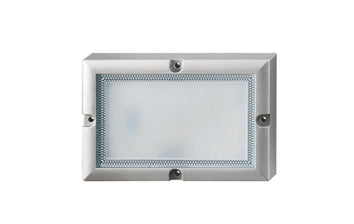LED WORK LIGHT, IP67/69K, 24VDC, TRANSLUCENT - Qlight