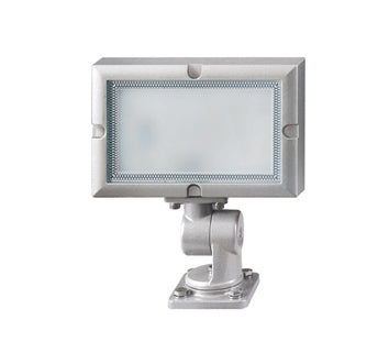 150mm LED Work Light, anti-glare, IP67/69K w/MF bracket - Qlight