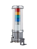QTEX Explosion Proof LED Tower Light with Flame Proof Housing Red/Amber/Green - Qlight