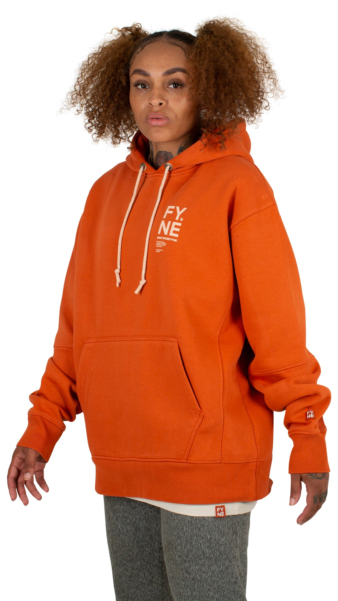 Womens Want Three Premium Hoodie